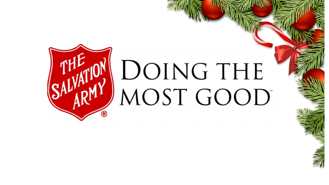 salvation army now taking appointments for christmas program registration