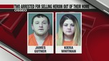 Two Arrested for Selling Heroin out of Home