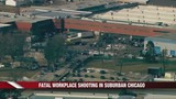 Fatal Workplace Shooting in Suburban Chicago