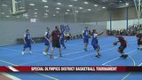 UW-Stout Hosts Special Olympics Basketball Tournament
