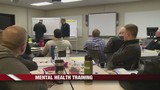 La Crosse Police Department Participates in Mental Health Training