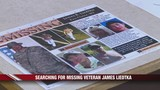 Searching for Missing Veteran James Liedtka