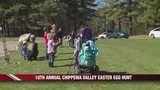10th annual Chippewa Valley Easter egg hunt