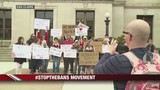 Nationwide anti-abortion movement finds supporters in Chippewa Valley